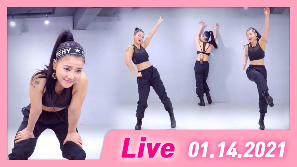 Live Dance Workout 2020-01-14