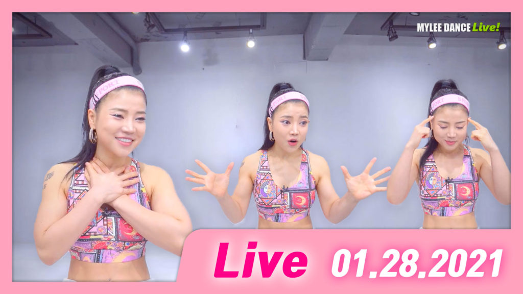 Live Dance Workout 2020-01-28