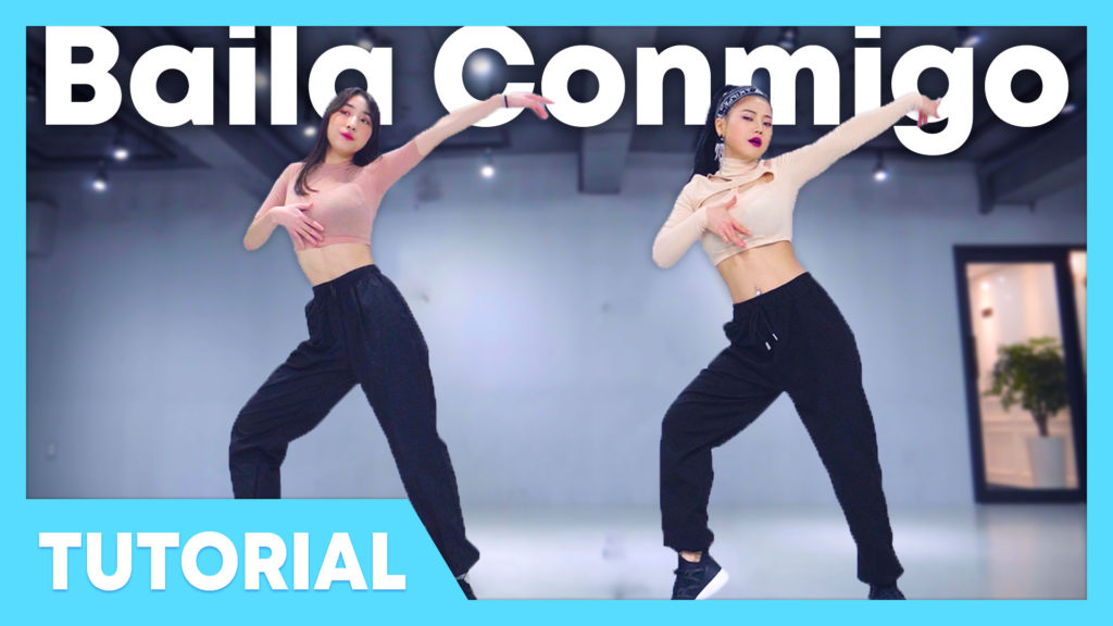 [Tutorial] Selena Gomez, Rauw Alejandro – Baila Conmigo