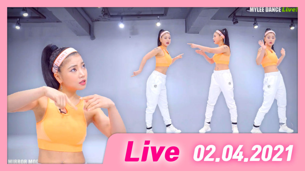 Live Dance Workout 2020-02-04