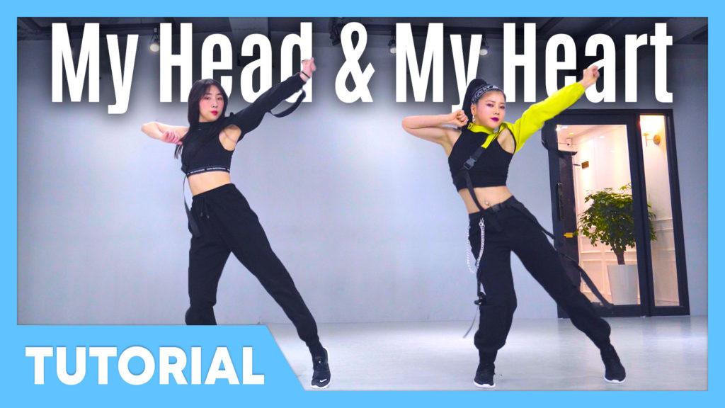 [Tutorial] Ava Max – My Head & My Heart