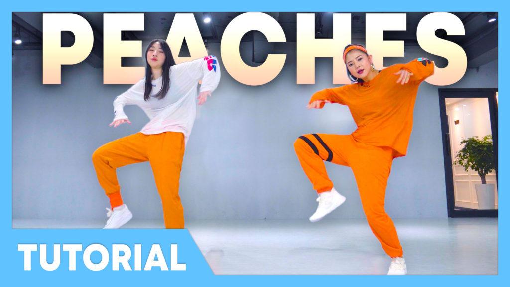 [Tutorial] Justin Bieber – Peaches ft. Daniel Caesar, Giveon