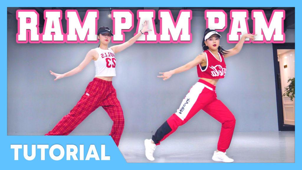 [Tutorial] Natti Natasha x Becky G – Ram Pam Pam