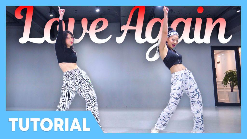 [Tutorial] Dua Lipa – Love Again